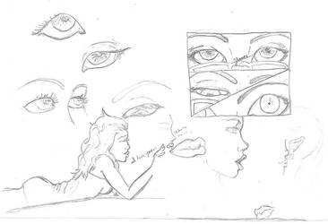 Trace sketch by Gultness