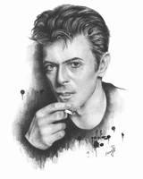 David Bowie (11) by MaryTL
