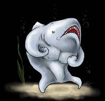 Steroid Shark by FATBM