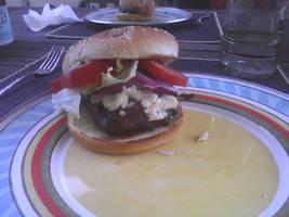 Delicious Burger by FATBM