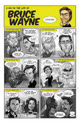 Bruce Wayne by DRPR