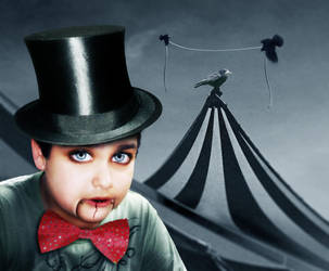 Circus of Horrors by mariancastello