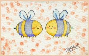 Lovebees by yuki-the-vampire