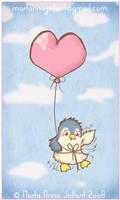 Love Penguin by yuki-the-vampire