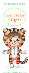 I want to be a tiger by yuki-the-vampire