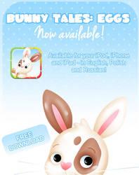 Bunny Tales: Eggs by yuki-the-vampire