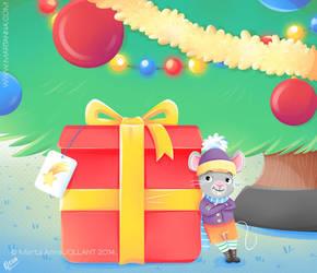 Merry Christmas! by yuki-the-vampire