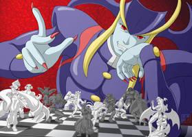 The Savior's Game by Mutenroushi