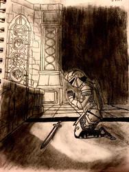 The Divine Prayer by FlamboyantPheonix
