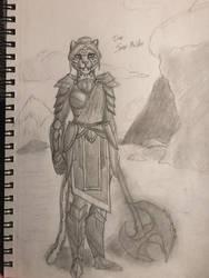 The Snow Maiden by FlamboyantPheonix