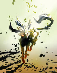 Magical Leaf by Serain