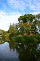 Taiping Lake by greyregn