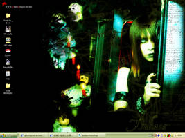Desktop by greyregn