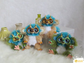 Chinese Dragon Cuties by LimitlessEndeavours