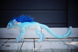 4-Eared Cat Creature Emergency Commission by LimitlessEndeavours