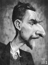 M.C. Escher by Parpa
