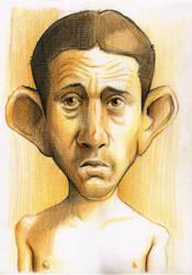 Cayetano Santos Godino, el Petiso Orejudo... by Parpa