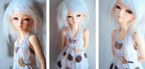 new dress by da-bu-di-bu-da