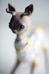 deer by da-bu-di-bu-da