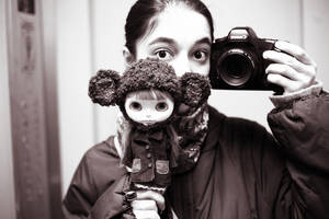 me and fennec by da-bu-di-bu-da