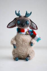 little deer by da-bu-di-bu-da