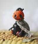 pumpkin monster by da-bu-di-bu-da