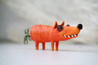 carrot dog by da-bu-di-bu-da