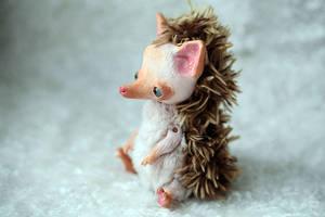 hedgehog by da-bu-di-bu-da
