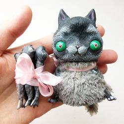 love cat by da-bu-di-bu-da