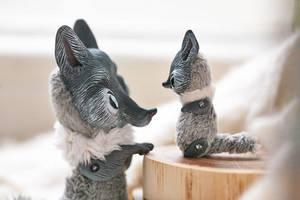 wolfies by da-bu-di-bu-da