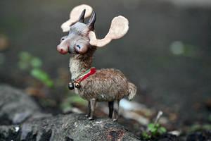 the moose by da-bu-di-bu-da