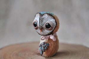barn owl by da-bu-di-bu-da