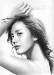 Kim Tae Hee by Hong-Yu