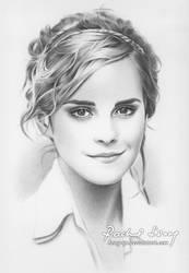 Emma Watson 1 by Hong-Yu