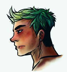 Random Boy Head by LRFL