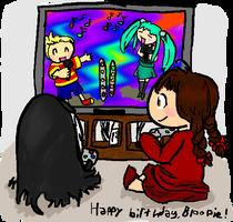 Happy Birthday, Blooopie by KupoKK