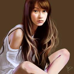 Portrait by uone0513
