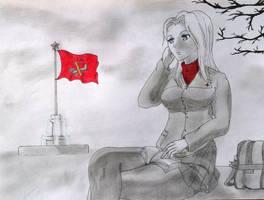 Clara From Pravda... by KilroyLW