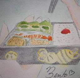 Bento by 0TashArt0