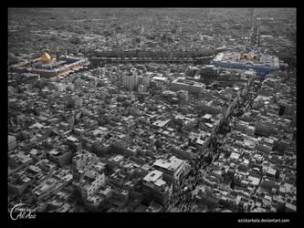 Al Arbaeen 2010 11 by azizkarbala