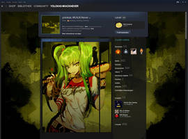 SuiC.C.ide Squad Profile Design by yolokas