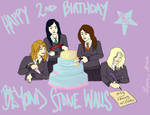 BSW's Second Birthday by planetesimal
