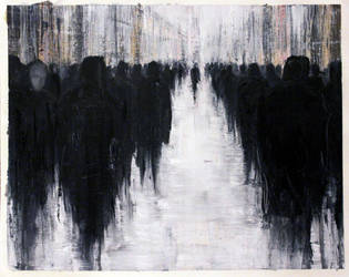 Among Strangers by lesley-oldaker