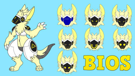 Bios Ref Sheet by C4theSlime