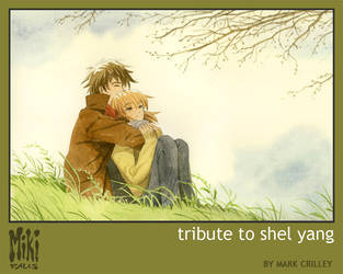 Tribute to Shel Yang by markcrilley