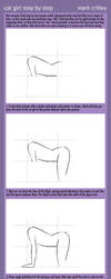 Cat Girl Step by Step Tutorial by markcrilley