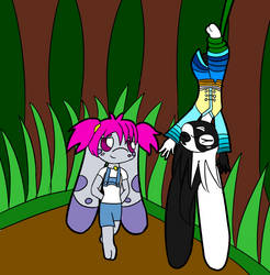 Jungle Chi-sadventures by xelaalex