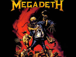 Megadeth Wallpaper 3 by Ozzyhelter