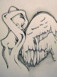 Angel by Kristen-Grunewald