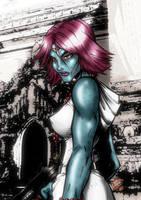 Mystique - Colour by channandeller